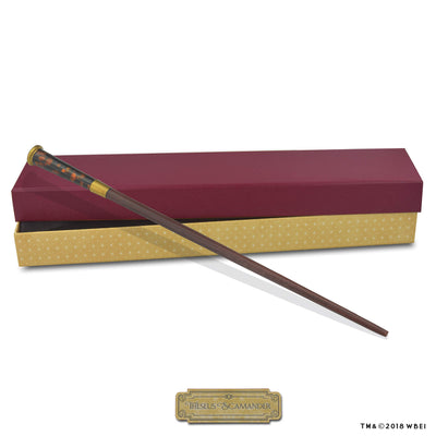 theseus sacmander collectible wand and box