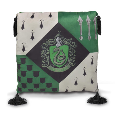 Slytherin Crest™ Pillow