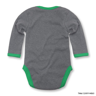 Slytherin™ Mascot Babygrow and Bib back
