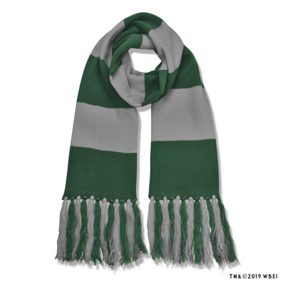 Slytherin Broad Stripe Scarf