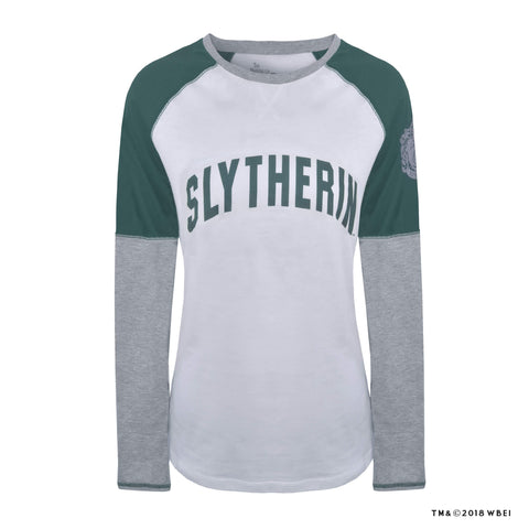 Slytherin Ladies Raglan Shirt