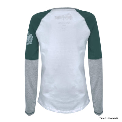 Slytherin™ Ladies Raglan Shirt