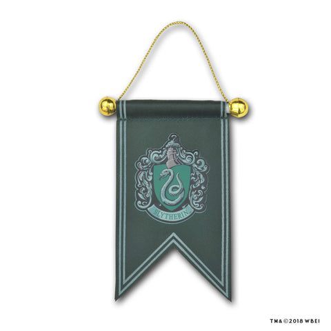Slytherin Banner Ornament