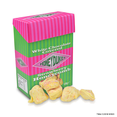 Honeydukes™ White Chocolate Honeycomb
