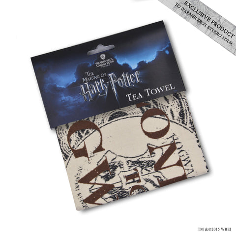 Hogwarts Express™ Ticket Tea Towel