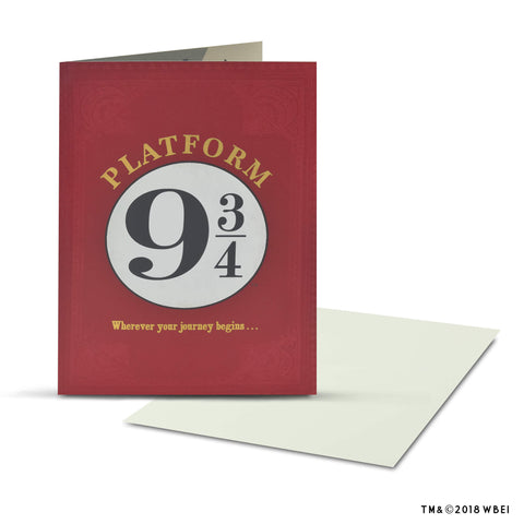 Hogwarts Express Pop-Up Greeting Card