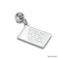 Personalised Hogwarts Acceptance letter charm