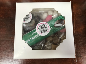 Retro Gift Box  with Sweets From the 1930s