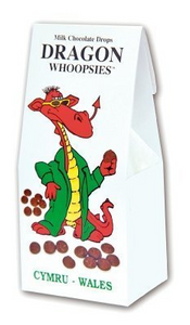 Box of Dragon Whoopsies (Welsh chocolate)
