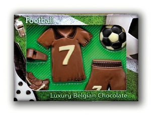 Milk Chocolate Football Kit