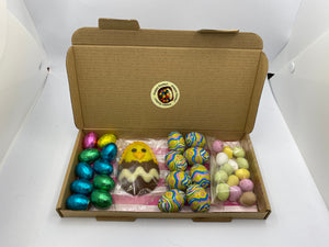 Letterbox of Easter goodies