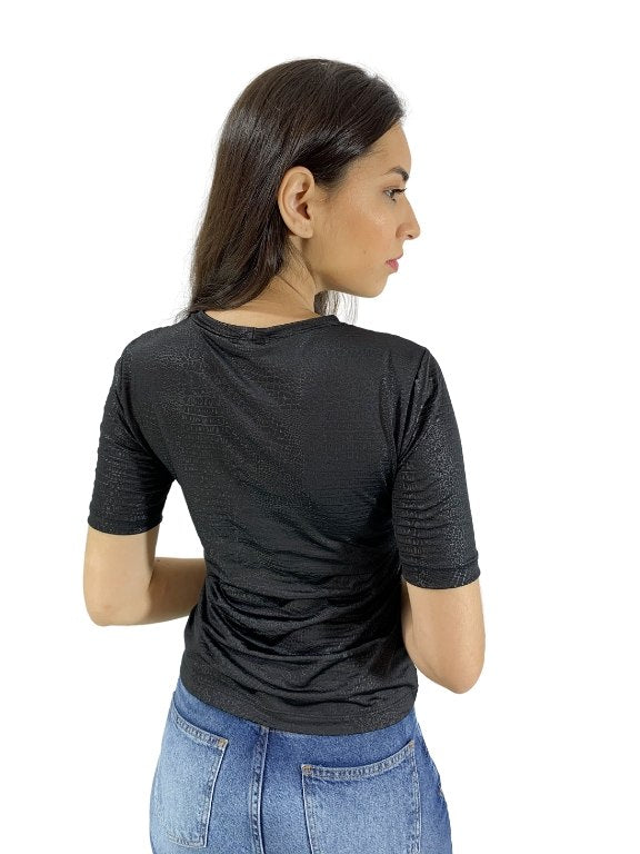 BLUSA SLIM CIRRE ANIMAL