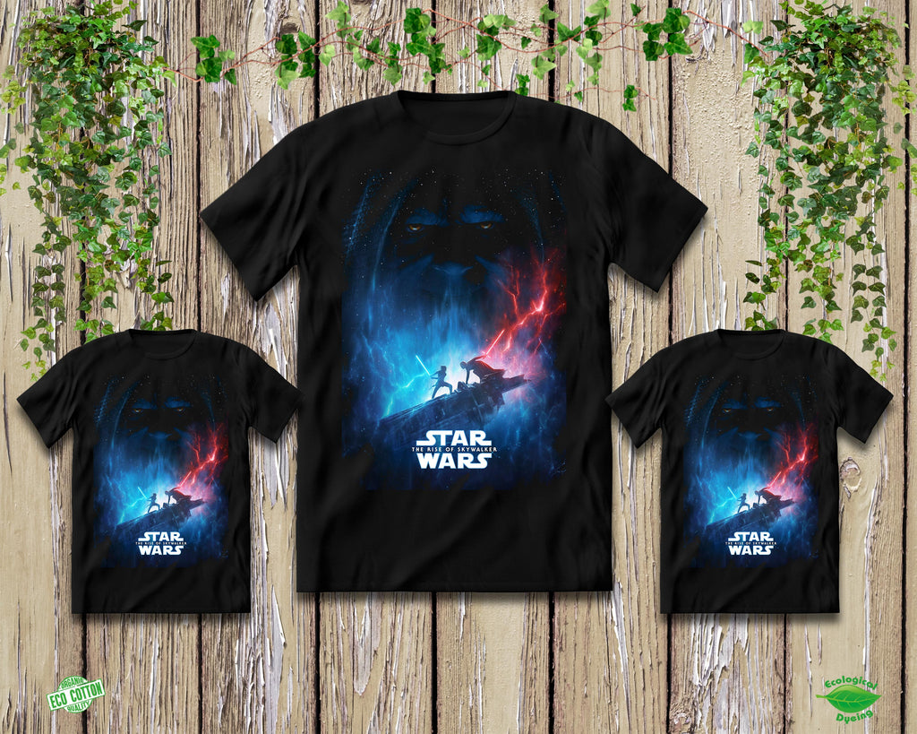 Star Wars The Rise of Skywalker Shirts