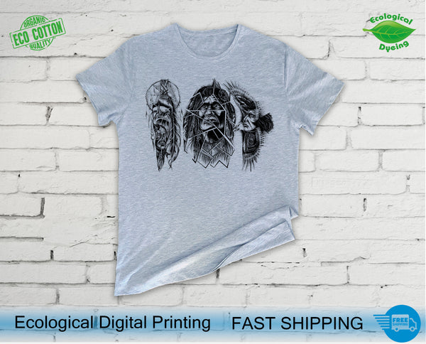 Apache Design T-Shirts