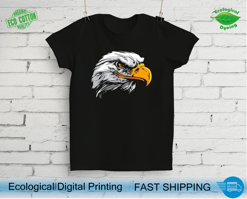 Best Eagle Head T-Shirts