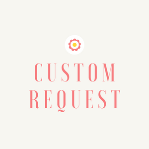 Custom Request by Cassia svg, dxf,eps,png, Digital Download - EaseDesignStudio