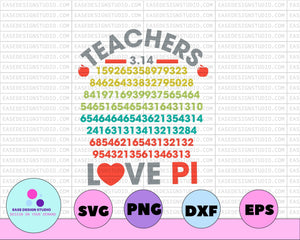 Pi svg, Happy Pi day svg, 3.14 svg, teacher svg,love pi svg, Math svg, Pi simbol svg, Pi day svg, math svg, school svg, teacher svg - EaseDesignStudio
