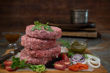 Load image into Gallery viewer, Wagyu Burger Patties (8 x 200g)