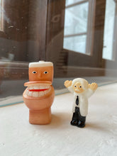 Load image into Gallery viewer, Lukesmellsgood Toilet Playset Classic Colourway