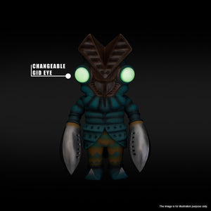 PLAY x KENNYSWORK VINART SUPREME 巴魯坦星人 sofubi 8 inch ( PRE ORDER)