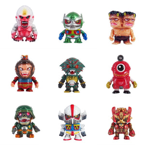 (PRE ORDER)Pork Mart Blind Box Flat (10 pcs)
