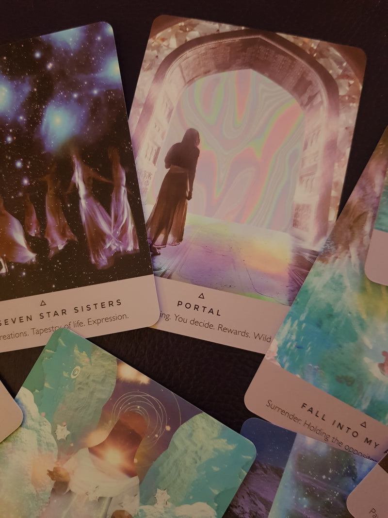The Starseed Oracle 53 card deck