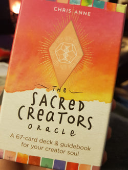 The Sacred Creators Oracle Deck