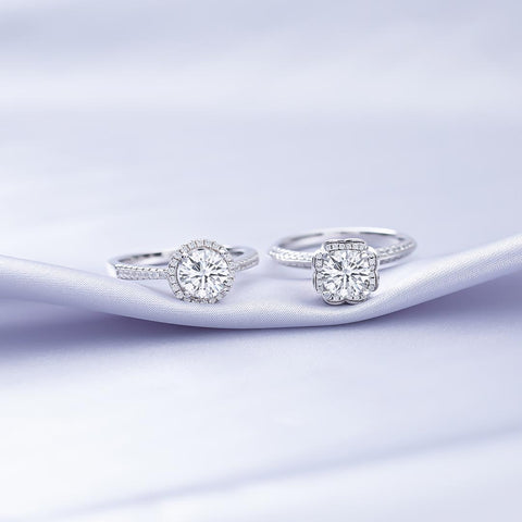 is moissanite ring a best althernative for diamond rings