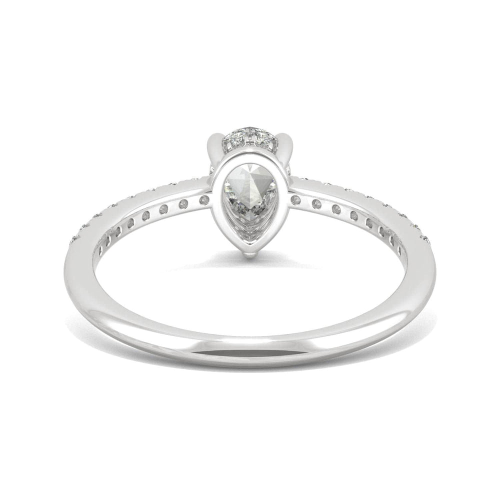 Moissanite engagement rings luxury weddings jewelry for women