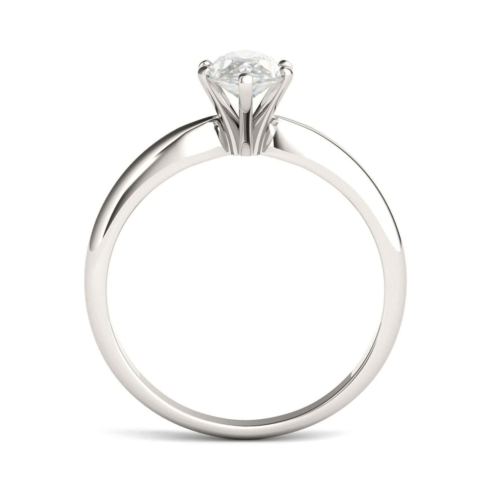 Beautiful Moissanite Engagement Rings Lab-grown Diamonds