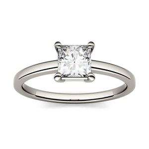 Load image into Gallery viewer, Moissanite engagement rings 925 sterling silver