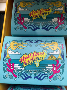 Westcoast Surf Wax