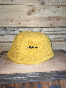 Fluffy Yellow Offshore Bucket Hat