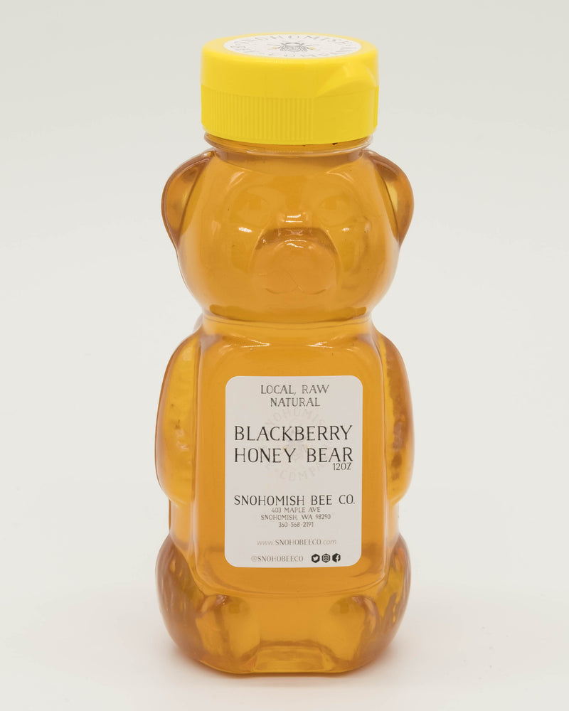 Blackberry Honey