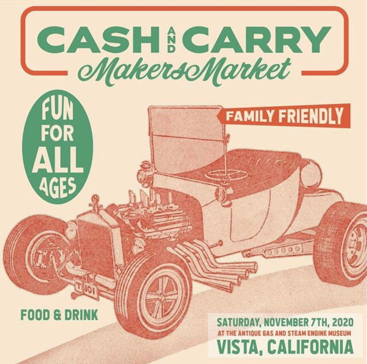 CASH AND CARRY MAKERS MARKET