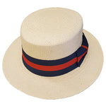 Bruno Capelo Boater Straw Hat