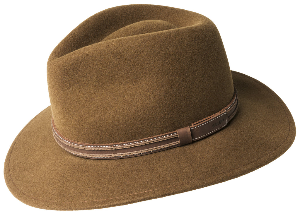 Bailey Camden Wool Hat