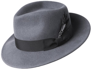 Bailey Crushable Fedora Hat
