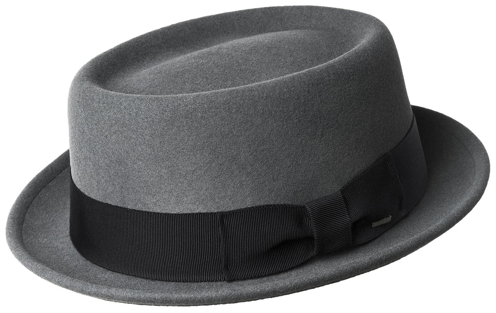 Bailey Darron Wool Pork Pie Hat