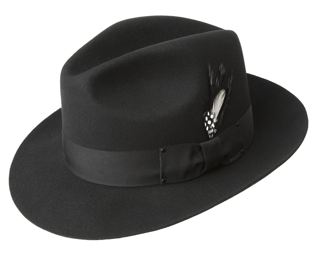 Bailey Gangster Wool Felt Hat