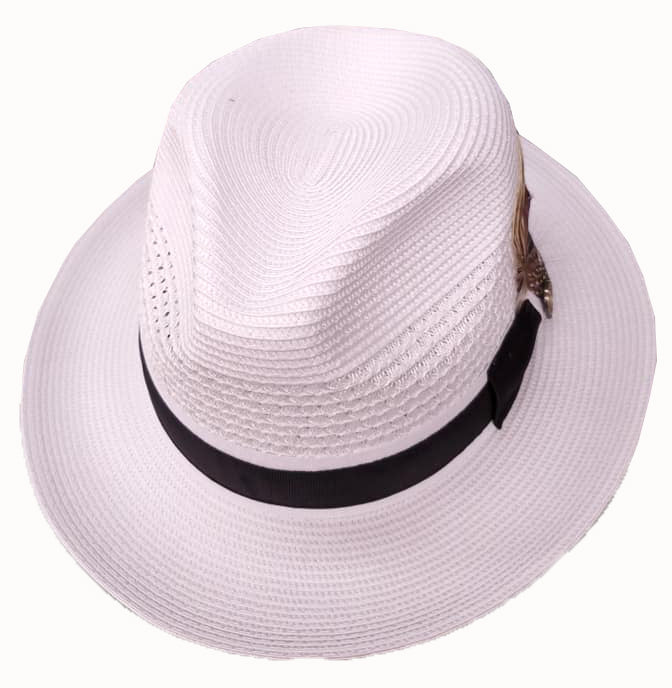 Bruno Capelo Marcello Vented Hat