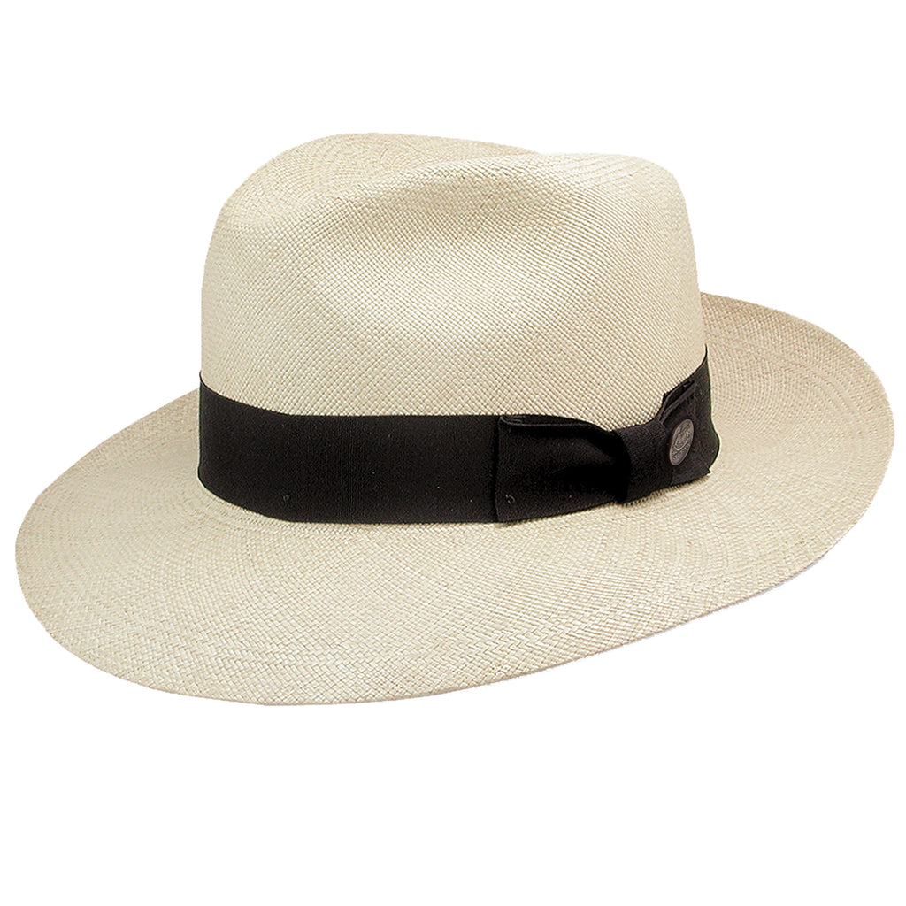 Stetson Center Dent Panama Hat