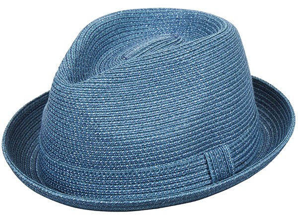 Country Gentleman Joey Straw Hat