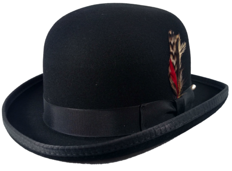 Capas Wool Derby Hat