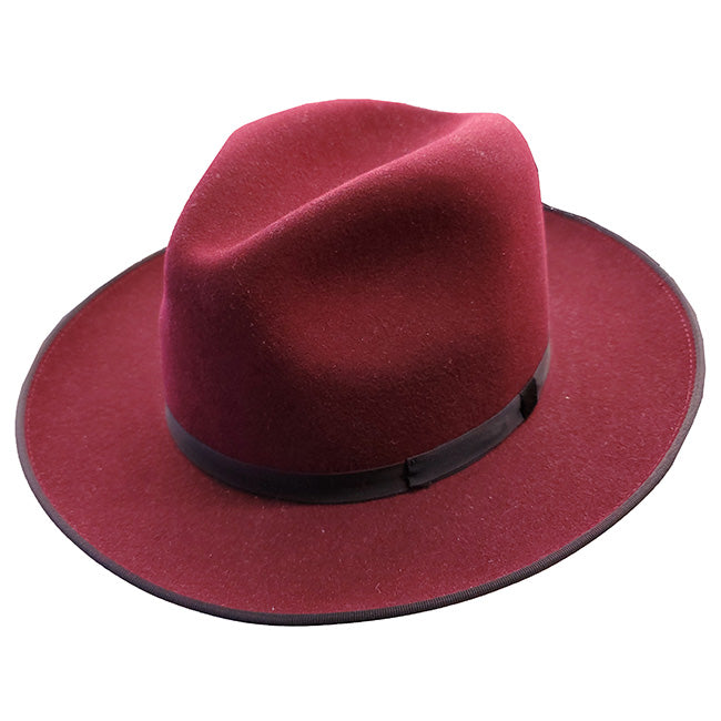 Stefeno Chester Fedora Hat