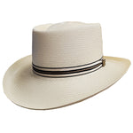 Dobbs Kingston Gambler Straw Hat