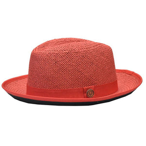 Bruno Capelo Empire Straw Hat