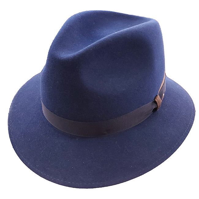 Mayser Felix Fur Felt Downturn Hat