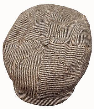 German Stetson Twilly Newsboy Cap