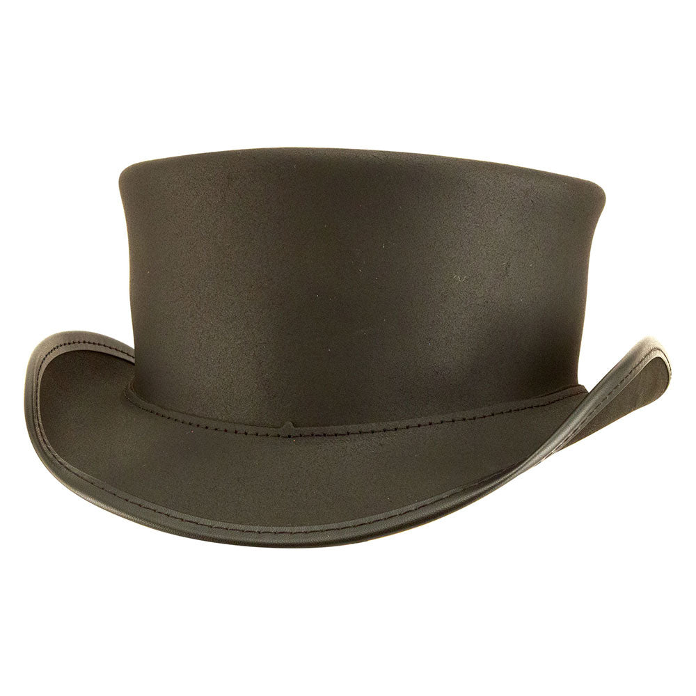 Head 'N Home Marlow Leather Hat